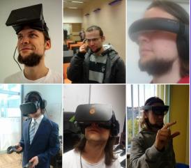 Praktykanci z Technikum ADE współtworzą wirtualną rzeczywistość